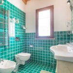 bed-and-breakfast-villa-flumini-camera-verde-bagno