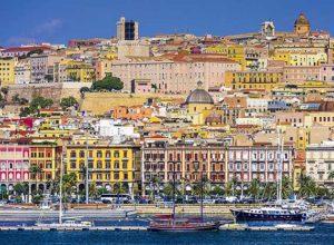 Cagliari-porto
