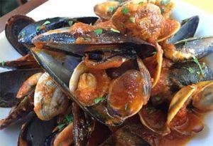 ristorante-pizzeria lido-Mediterraneo lungomare di quartu sant'elena
