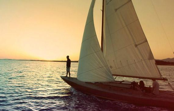 sail boat rental cagliari