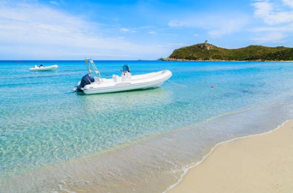 inflatable boat rental-cagliari
