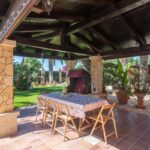 bed-and-breakfast-villa-flumini-veranda-appartamento-uno-lato-sinistro